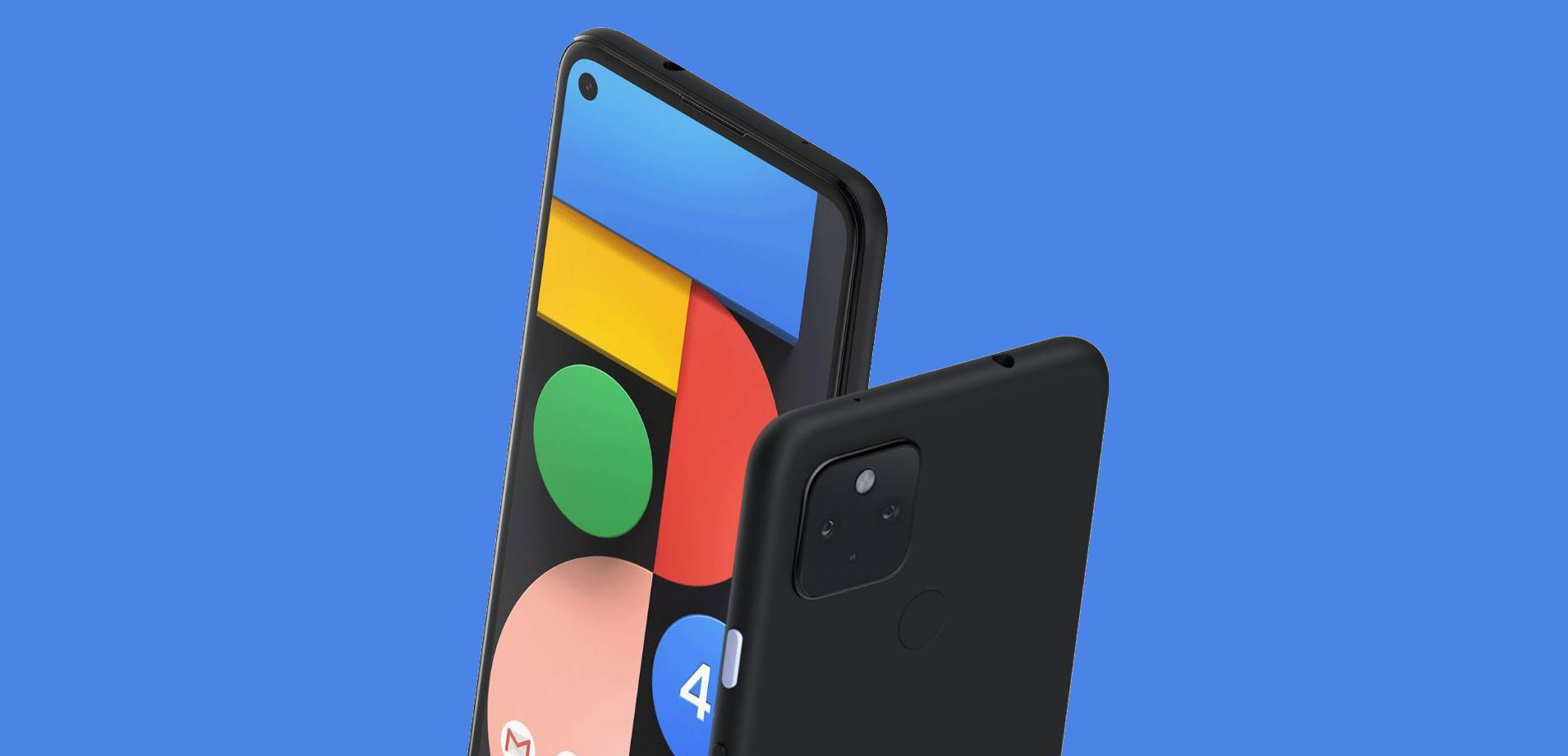 2 current offers for the Google Pixel 4a (5G)