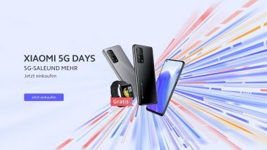Xiaomi 5G Days: New promotion in the Mi Store